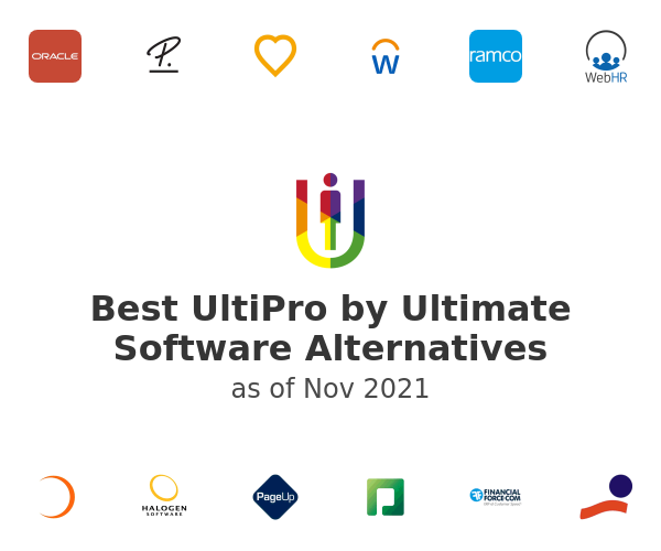 Best UltiPro by Ultimate Software Alternatives