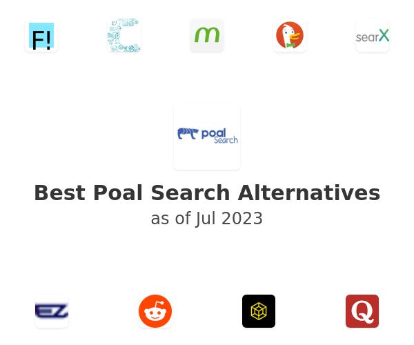 Best Poal Search Alternatives