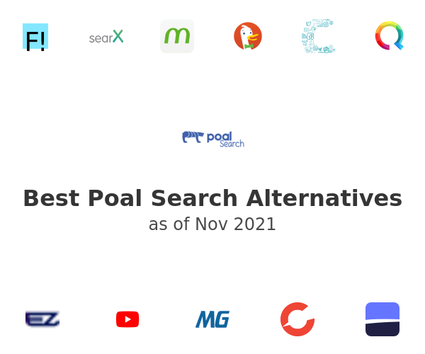 Best Poal Search Alternatives
