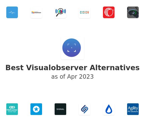 Best Visualobserver Alternatives