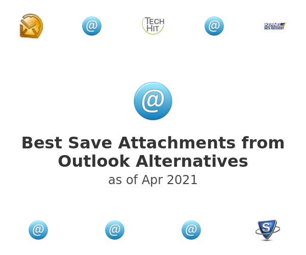 Best Save Attachments from Outlook Alternatives