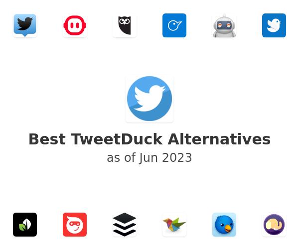 Best TweetDuck Alternatives