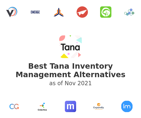 Best Tana Inventory Management Alternatives