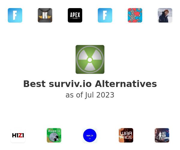 Best surviv.io Alternatives
