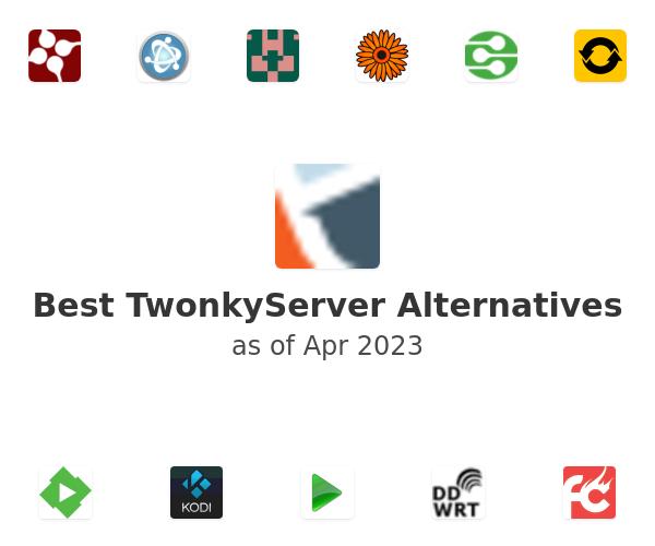Best TwonkyServer Alternatives