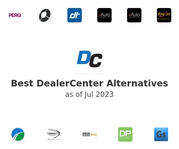 Best DealerCenter Alternatives