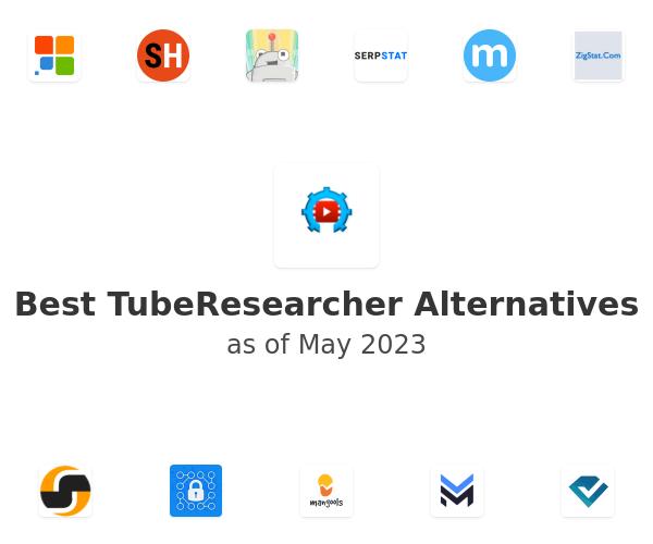 Best TubeResearcher Alternatives