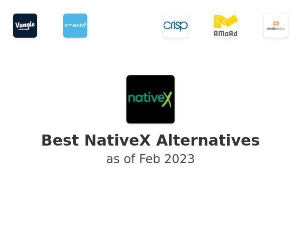 Best NativeX Alternatives