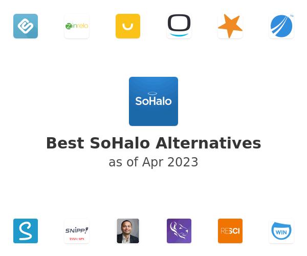 Best SoHalo Alternatives