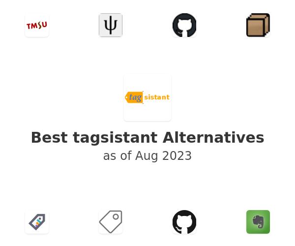 Best tagsistant Alternatives