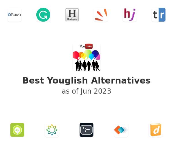 Best Youglish Alternatives