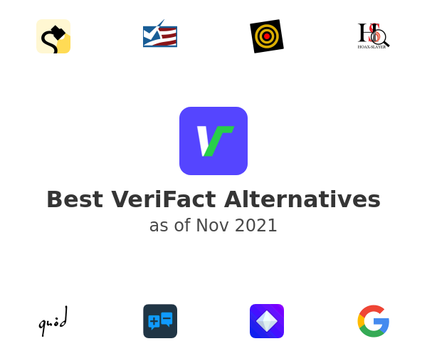 Best VeriFact Alternatives