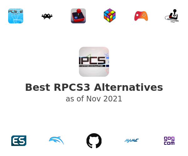 Best RPCS3 Alternatives