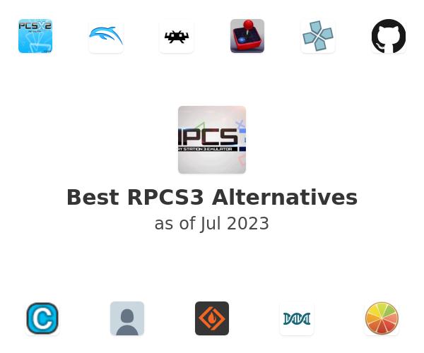 Best RPCS3 Alternatives