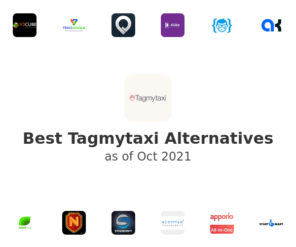 Best Tagmytaxi - Uber Clone App Alternatives