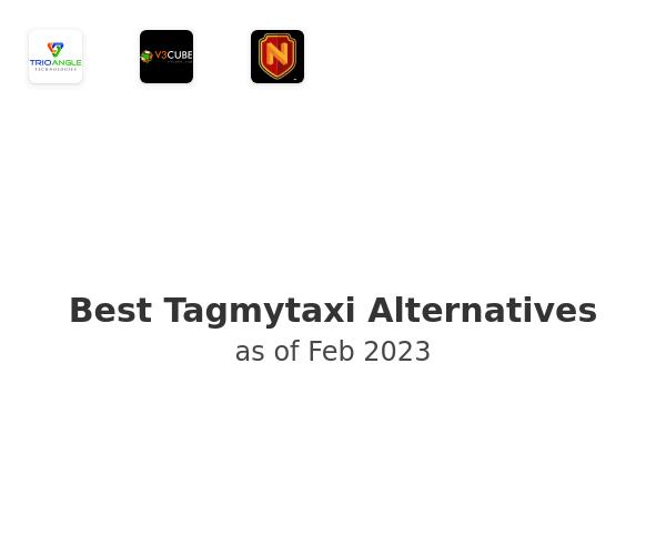 Best Tagmytaxi Alternatives