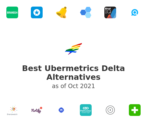 Best Ubermetrics Delta Alternatives