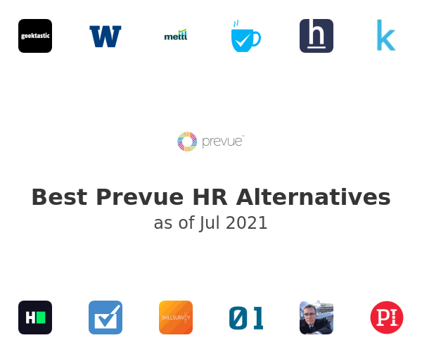 Best Prevue HR Alternatives