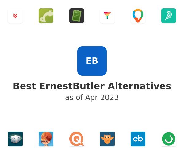 Best ErnestButler Alternatives