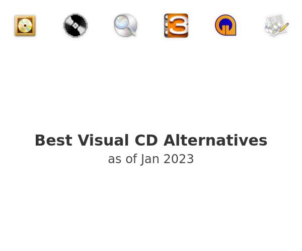 Best Visual CD Alternatives