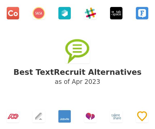 Best TextRecruit Alternatives