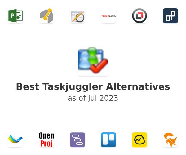 Best Taskjuggler Alternatives