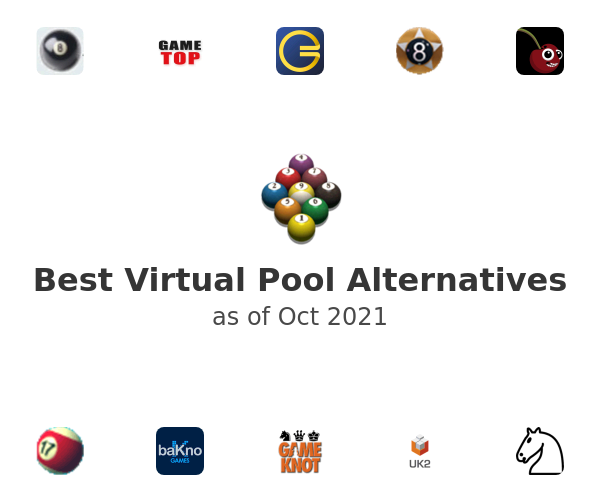 Best Virtual Pool Alternatives