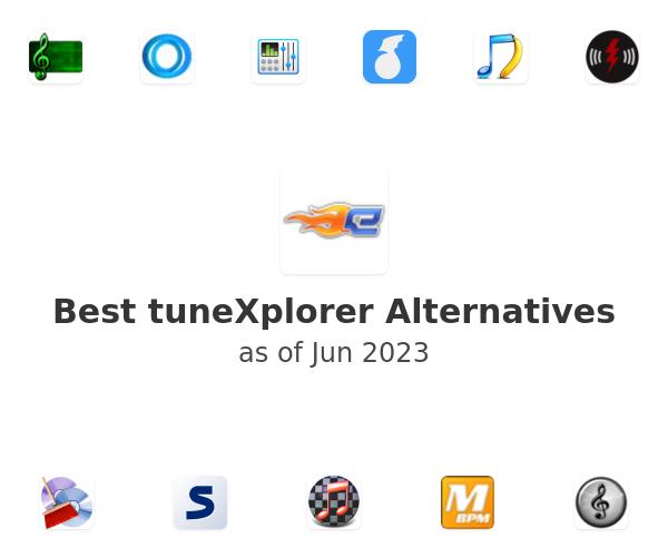 Best tuneXplorer Alternatives