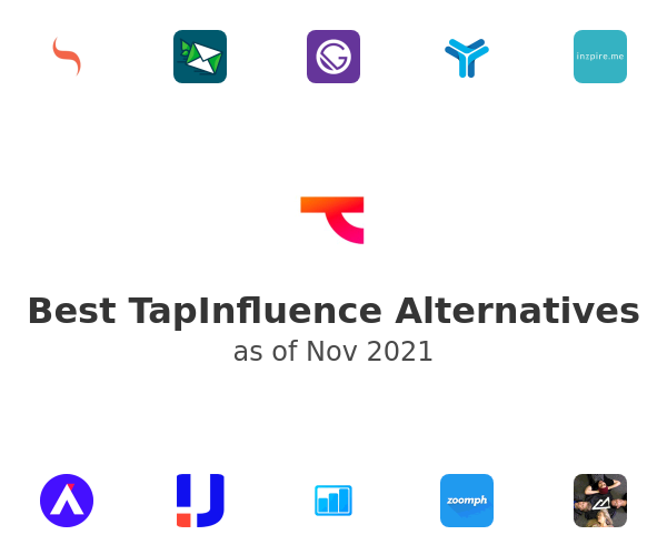 Best TapInfluence Alternatives