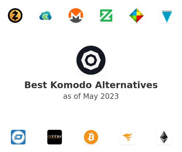 Best Komodo Alternatives