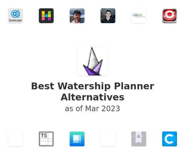 Best Watership Planner Alternatives