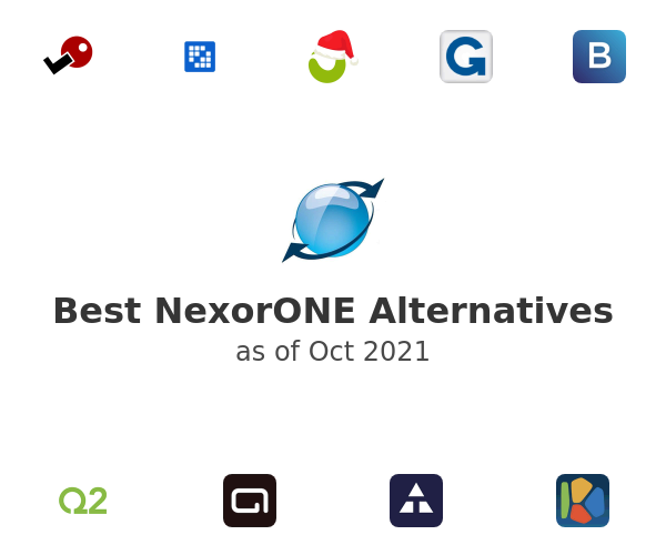Best NexorONE Alternatives