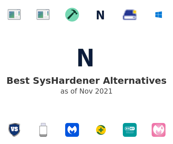 Best SysHardener Alternatives