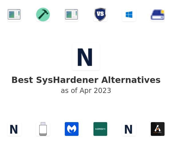 Best SysHardener Alternatives