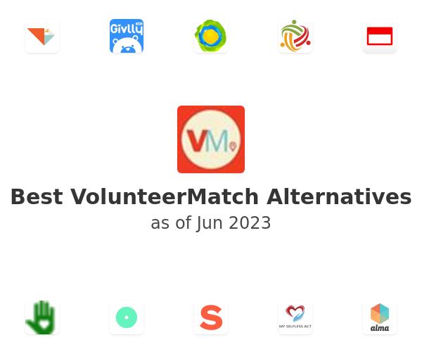 Best VolunteerMatch Alternatives