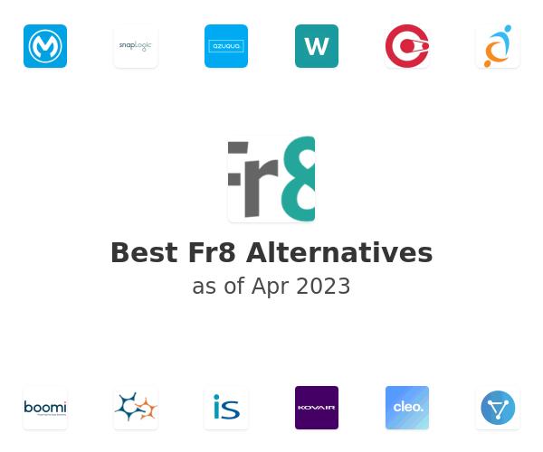 Best Fr8 Alternatives