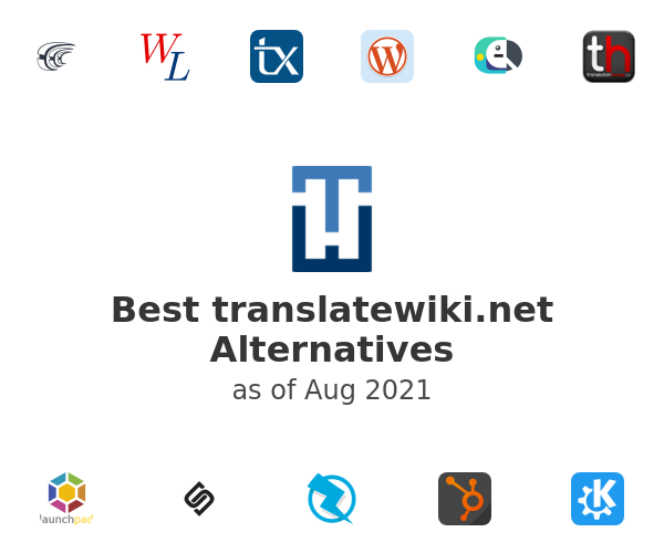 Best translatewiki.net Alternatives