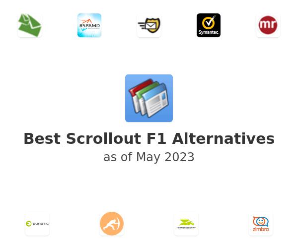 Best Scrollout F1 Alternatives