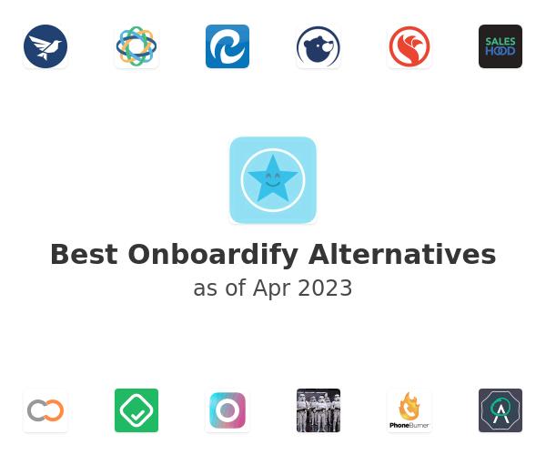 Best Onboardify Alternatives
