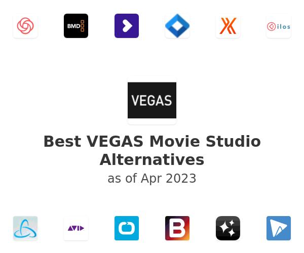 Best VEGAS Movie Studio Alternatives
