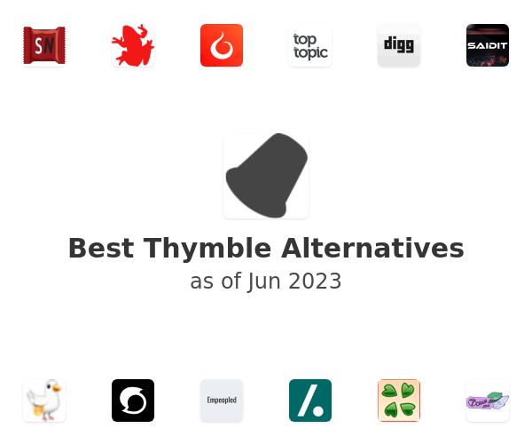 Best Thymble Alternatives