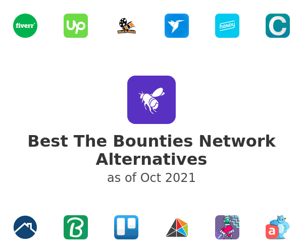 Best The Bounties Network Alternatives