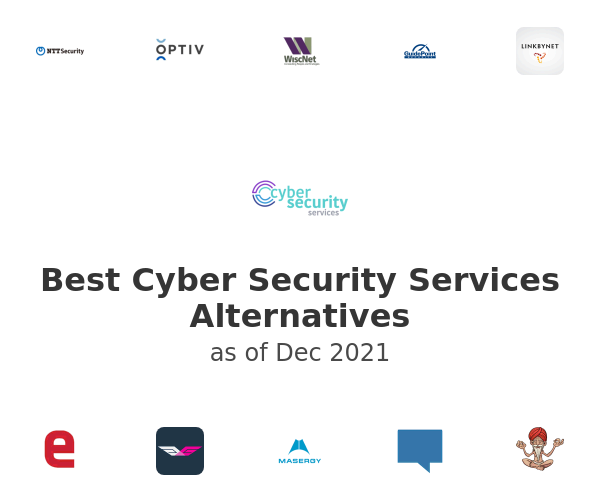 Best Cyber Security Services Alternatives
