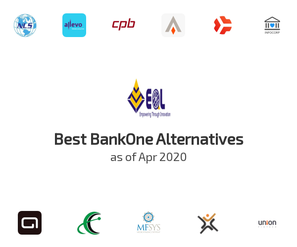 Best BankOne Alternatives