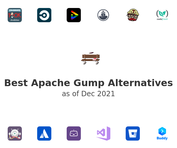 Best Apache Gump Alternatives