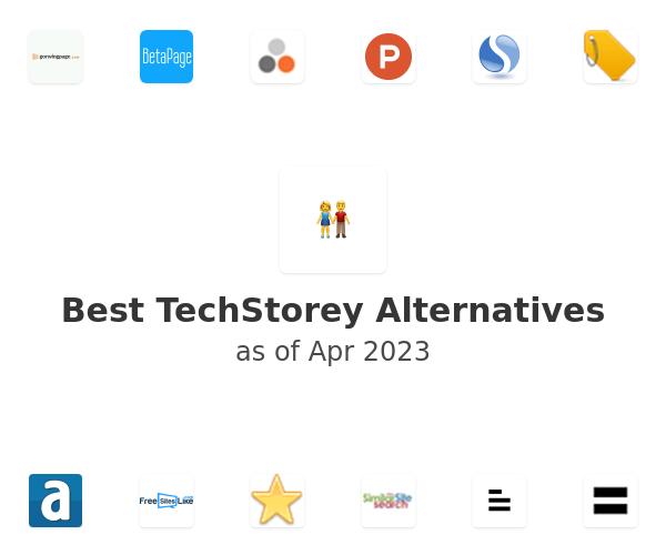 Best TechStorey Alternatives
