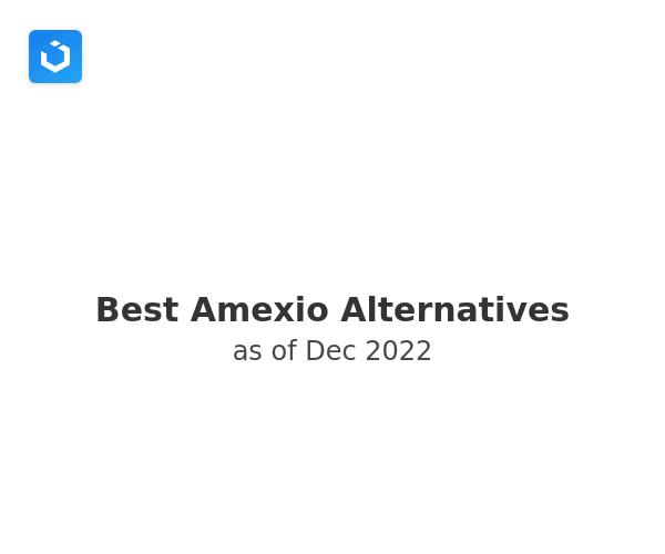 Best Amexio Alternatives