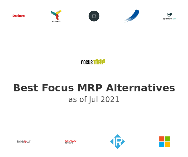 Best Focus MRP Alternatives