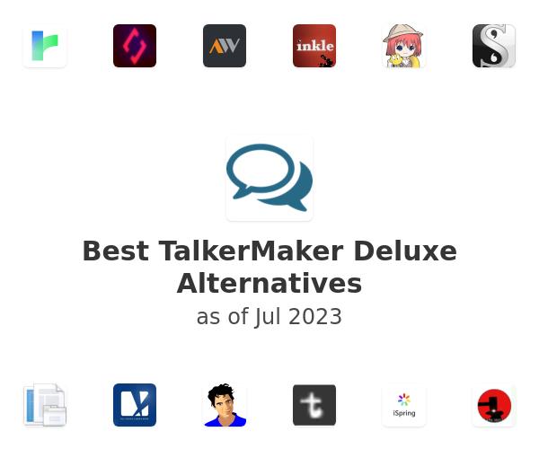 Best TalkerMaker Deluxe Alternatives