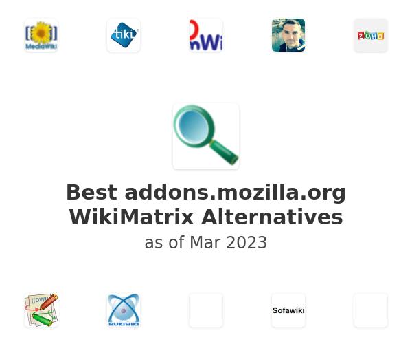 Best WikiMatrix Alternatives